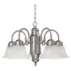 Capital Lighting 5 Light Chandelier