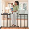 "Summer Infant 72"" Wide Extra Tall Walk-Thru Metal Expansion Gate"