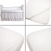 Summer Infant Swiss Dot Classic 4 Piece Crib Bedding Set