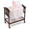 Summer Infant Classic Comfort Bedtime Blossom Wood Bassinet