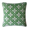 Jiti Bright and Fresh Sandollar Cotton Throw Pillow