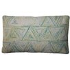 Jiti Bright and Fresh Trapezoid Cotton Lumbar Pillow