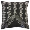 Jiti Bright and Fresh Fez Cotton Throw Pillow