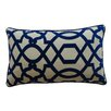 Jiti Tangled Cotton Lumbar Pillow