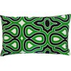 Jiti Turtle Raindrop Cotton Lumbar Pillow