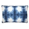 Jiti Cacoon Indigo Cotton Lumbar Pillow
