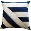 Jiti Lined Silk Throw Pillow