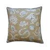 Jiti Marine Cotton Throw Pillow