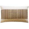 Jiti Hilo Stitch Cotton Lumbar Pillow