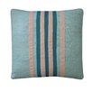 Jiti Matka Racing Silk Throw Pillow