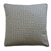 Jiti Riddle Cotton Throw Pillow