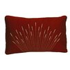 Jiti Branches Silk Lumbar Pillow