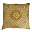 Jiti Tribal Cotton Throw Pillow