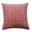 Jiti Coil Cotton Throw Pillow
