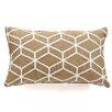 Jiti Bethe Tile Linen Lumbar Pillow