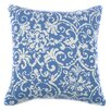 Jiti Vintage Floral Outdoor Throw Pillow