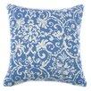Jiti Vintage Floral Outdoor Throw Pillow