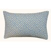 Jiti Wave Maze Outdoor Lumbar Pillow