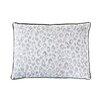 Jiti Leopard Cotton Throw Pillow