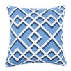 Jiti Geometric Outdoor Throw Pillow
