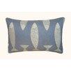 Jiti Salmon Outdoor Lumbar Pillow