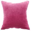 Jiti Velvet Throw Pillow