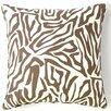 Jiti Kenya Cotton Throw Pillow