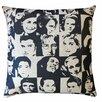 Jiti Icon Cotton Throw Pillow