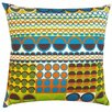 Jiti Johari Cotton Throw Pillow
