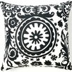 Jiti African Zani Cotton Throw Pillow
