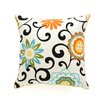 Jiti Ply Cotton Throw Pillow