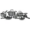 T-fal Signature Hard Anodized 12 Piece Cookware Set