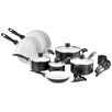 T-fal Healthy Cook Ceramic 16 Piece Cookware Set