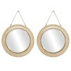 Propac Images Mirror (Set of 2)