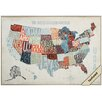 Propac Images USA Modern Framed Graphic Art