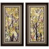 Propac Images Summer 2 Piece Framed Painting Print Set