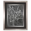 Propac Images Vertices I Framed Graphic Art