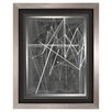 Propac Images Vertices II Framed Graphic Art