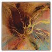 Propac Images Autumn Lotus II Framed Painting Print
