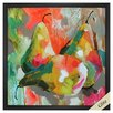 Propac Images Sunlit Pears Framed Painting Print