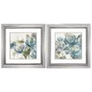Propac Images Secret Garden 2 Piece Framed Painting Print Set