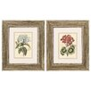 Propac Images Bouquet III and IV 2 Piece Framed Painting Print Set