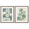 Propac Images Opposites Attract 2 Piece Framed Painting Print Set