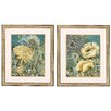 Propac Images Inspired Blooms 2 Piece Framed Graphic Art Set