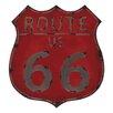 Propac Images Route 66 Vintage Advertisement