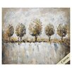 Propac Images Tranquil Landscape Original Painting on Canvas