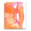 New Era Publishing Golden Hour II by Eileen Lang Painting Print on Canvas