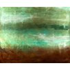 PTM Images Abstract Graphic Art on Wrapped Canvas