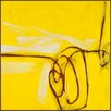PTM Images Yellow by Lisa Kowalski Painting Print on Laminate Box