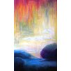 PTM Images Rapture Painting Print on Wrapped Canvas